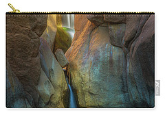 Carry-all Pouch featuring the photograph Paradise Falls by Darren White