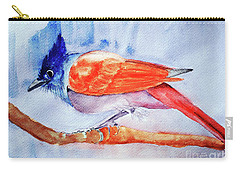 Paradise Flycatcher Carry-all Pouch