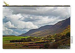 Paradise In Ireland Carry-all Pouch by Patricia Griffin Brett