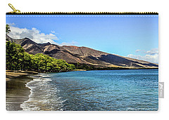 Carry-all Pouch featuring the photograph Paradise by Joann Copeland-Paul