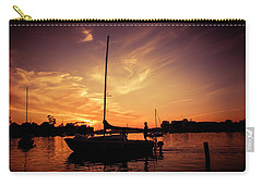 Carry-all Pouch featuring the photograph Paradise by Joel Witmeyer