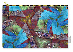 Paradise Carry-all Pouch by Maria Watt