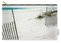 Paradise Scenery Carry-all Pouch by Shelby  Young