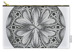 Paradoxical Zendala Carry-all Pouch