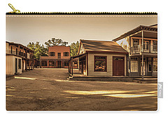 Paramount Ranch Main Street - Panorama Carry-all Pouch