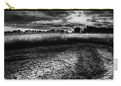 Parched Prairie Carry-all Pouch by Dan Jurak