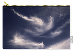 Carry-all Pouch featuring the photograph Pareidolia by Robert Geary
