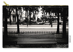 Paris Bench Carry-all Pouch