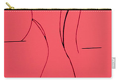 Paris Fashion Carry-all Pouch by Bill OConnor