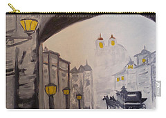 Paris In The 1800s Carry-all Pouch