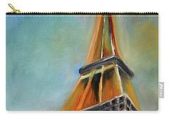 Paris Carry-all Pouch by Jutta Maria Pusl