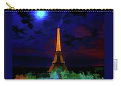 Paris Lights Carry-all Pouch