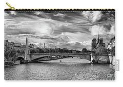 Paris Carry-all Pouch