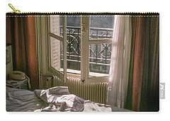 Paris Morning Carry-all Pouch