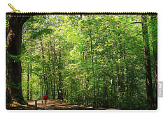 Paris Mountain State Park South Carolina Carry-all Pouch