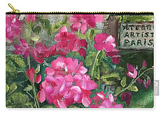 Paris, Wisconsin Carry-all Pouch
