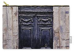 Parisian Door No. 59 Carry-all Pouch