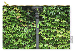 Parisian Lamp And Ivy Carry-all Pouch