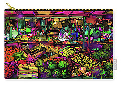 Parisian Market Carry-all Pouch