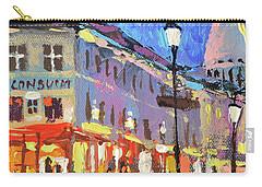 Parisian Street Carry-all Pouch