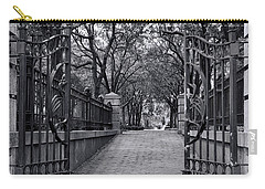 Park Place Carry-all Pouch by Ed Waldrop