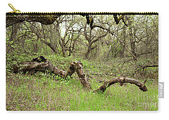 Carry-all Pouch featuring the photograph Park Serpent by Carol Lynn Coronios