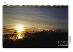 Park Sunset 3 Carry-all Pouch