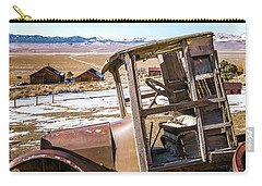 Parked In Berlin Nevada Carry-all Pouch