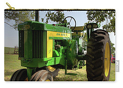 Parked John Deere 2 Carry-all Pouch