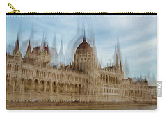Carry-all Pouch featuring the photograph Parliamentary Procedure by Alex Lapidus