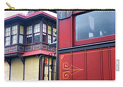 Parlor Car Carry-all Pouch