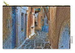 Paros Beauty Island Greece  Carry-all Pouch