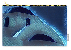 Paros Island Greece  Carry-all Pouch by Colette V Hera Guggenheim