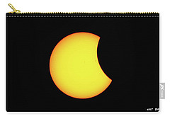 Partial Eclipse 1 Carry-all Pouch