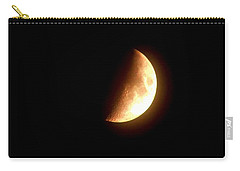 Partial Moon Carry-all Pouch