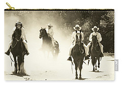 Paso Horse Riders Carry-all Pouch