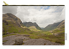 Pass Of Glencoe Carry-all Pouch
