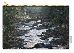 Passage Of Time Carry-all Pouch by Lamarre Labadie