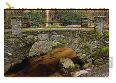 Carry-all Pouch featuring the photograph Passing Over Many Years by Mike Eingle