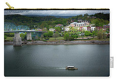 Passing Storm In Chattanooga Carry-all Pouch