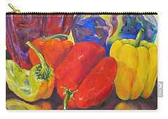 Passionate Peppers Carry-all Pouch