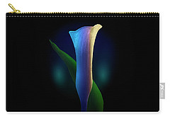 Pastel Calla Lily Carry-all Pouch