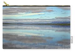 Pastel Landscape Carry-all Pouch
