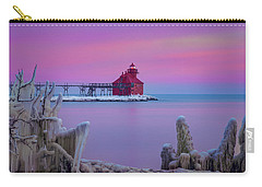 Pastel Lighthouse Carry-all Pouch