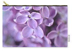 Pastel Lilacs Carry-all Pouch