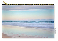 Carry-all Pouch featuring the photograph Pastel Reflections by Az Jackson
