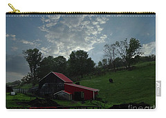 Pasture Under Elements Carry-all Pouch