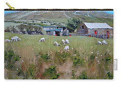 Pastures Of Ireland Carry-all Pouch