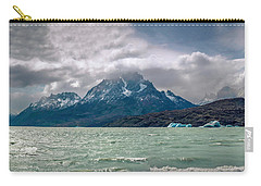 Patagonia Lake Carry-all Pouch by Andrew Matwijec
