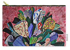 Patchwork Bouquet Carry-all Pouch